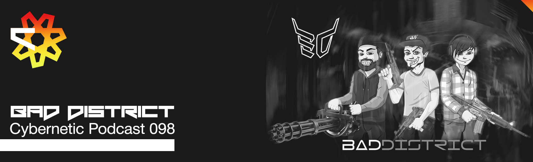 Cybernetic Podcast 098/><br /> <span id=