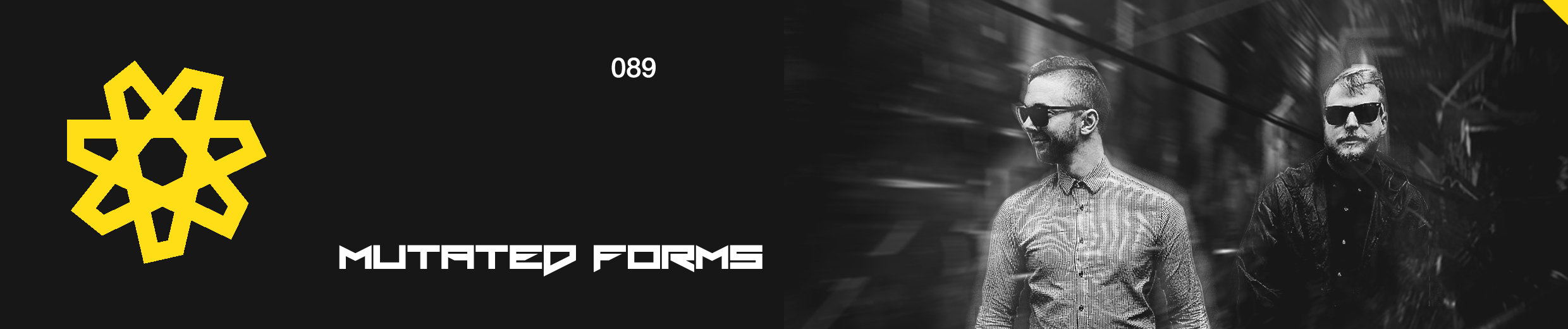 Cybernetic Podcast 089 by Mutated Forms