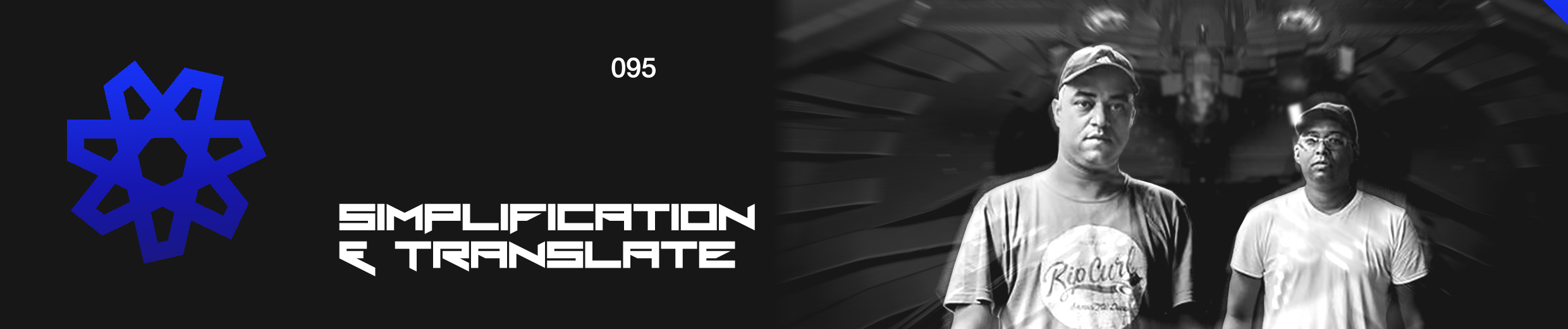 Cybernetic Podcast 095 by Simplification & Translate